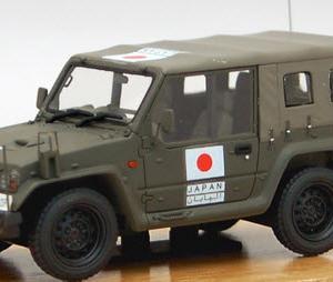 大丸須磨で自衛隊車輌の展示が中止に