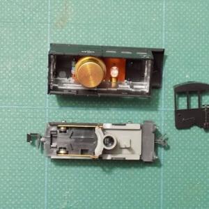 KATOの8030ワフ29500に室内灯を付ける