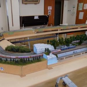 第131回鉄道模型運転会(非公開)を開催しました。2020.5.23