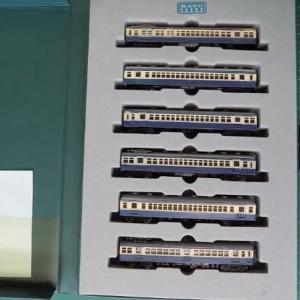 GREENMAXの旧型国電206 身延線低屋根4両セットを中心に纏めた43系身延線車両