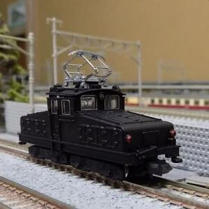 BANDAIのBトレインショーティから上信電鉄のデキ1