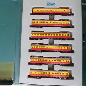 GREENMAXの旧型国電202 70系新潟色6両セット
