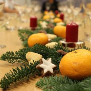 スイス的 ちょっぴり早い クリスマスパーティ♪