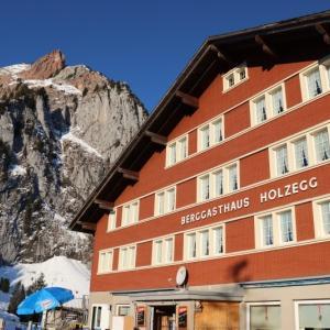 スイス的 雪山でKaffee-Pause @Mythen★