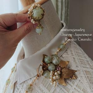 costumejewelry 『Jeanne Japanesque』(ジャンヌ ジャパネスク)