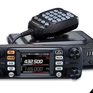 <不具合改善など8項目>八重洲無線、FTM-300Dシリーズの新ファームウェアを公開