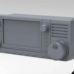 3Dプリンターでカスタムパーツ自作が楽しめる--アイコム、「IC-705」の3Dデータを無償公開