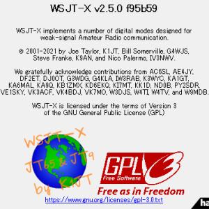 【速報】WSJT-Xの新バージョン「2.5.0正式版」がリリース