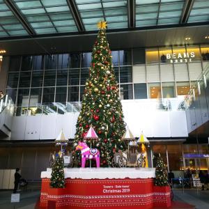 クリスマスツリー☆タワーズ×ゲートタワー☆