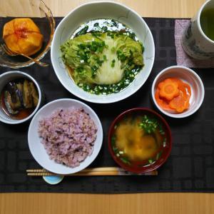 白菜と豚肉のミルフィーユ( ^-^)ノ∠※。.:*:・'°☆