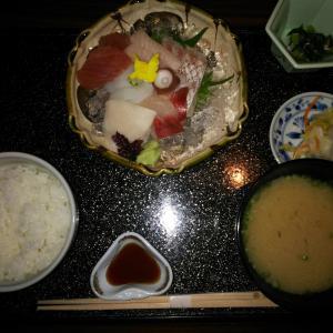 名古屋 日本料理 濱の季♪お造り膳♪
