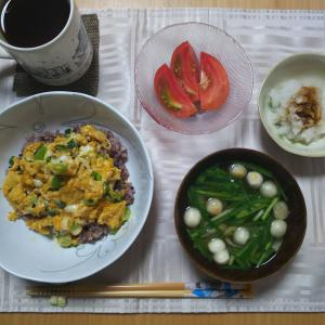 卵ねぎ丼☆おうちごはん☆