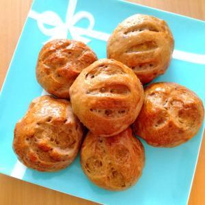 チョコクランチ入りパン作り( ^-^)ノ∠※。.:*:・'°☆