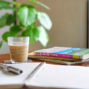 おうちカフェ*自分好みの本格カフェラテが、簡単に作れるコーヒーベースを鬼リピ中