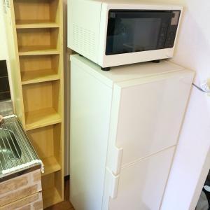 秋の中掃除*冷蔵庫周辺を緊急掃除した理由(怖い‼︎)