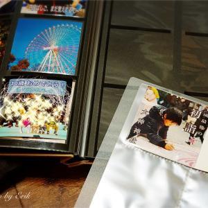 【無印】スクエアアルバムに、ALUBSのましかくプリントを入れてみた!