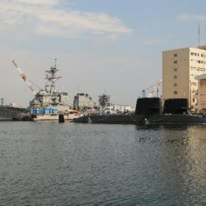 YOKOSUKA軍港めぐり(2019.9.1)