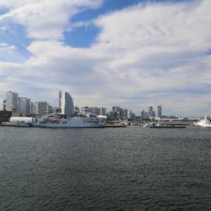 横浜港(2019.10.4)