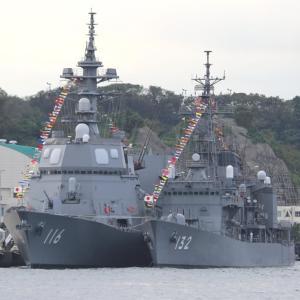 海上自衛隊横須賀基地公開(2019.10.6) 3