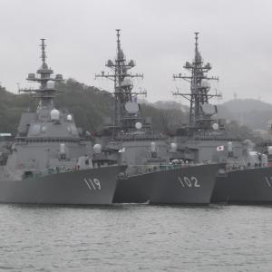 YOKOSUKA軍港めぐり(2019.10.14)