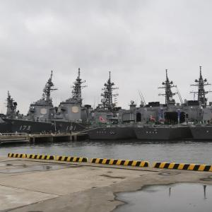 海上自衛隊横須賀基地公開(2019.10.14)