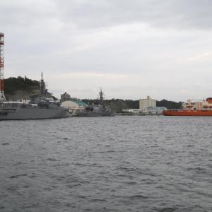 YOKOSUKA軍港めぐり(2019.10.24)