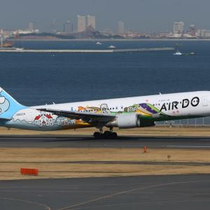 今までに撮影した特別塗装機~航空会社別~ 7