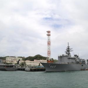 YOKOSUKA軍港めぐり(2020.7.7) 2