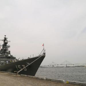 護衛艦見学 横浜&船橋(2019.6.1&8)