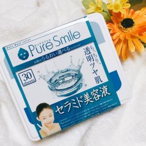 pure  smile エッセンスマスク30枚入