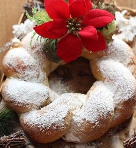 クリスマスシーズンにぴったりなパンのご紹介~第1段~