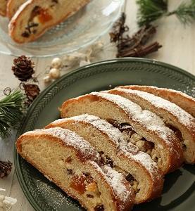 クリスマスシーズンにぴったりなパンのご紹介~第3弾~シュトーレン