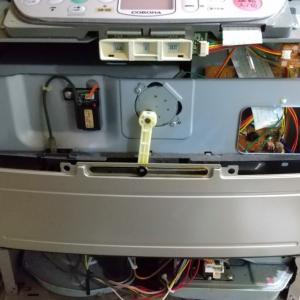 【ストーブ分解掃除・修理」ファンヒーター修理事例 においがする・エラーが出る・不良灯油