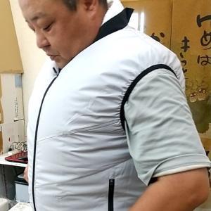 【熱中症対策】炎天下の外工事は限界!空調服(ベストタイプ)を買ってみました^^