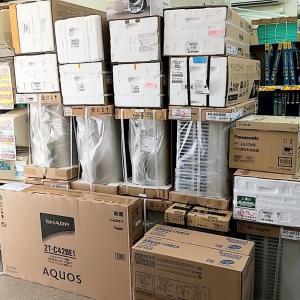 【今日のお仕事】エアコン工事・エアコン点検・換気扇交換他 あっという間に7月も終わりですね。