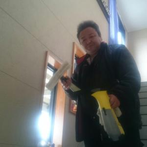 【ハウスクリーニング】賃貸物件空室清掃・共用部清掃・施設さま床洗浄・ワックス掛け