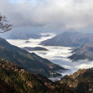 冬晴と大地が織りなす風景(奈良県)