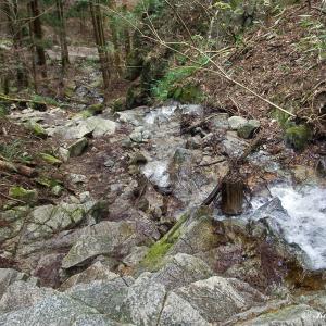 登り納めに金剛山(大阪府)