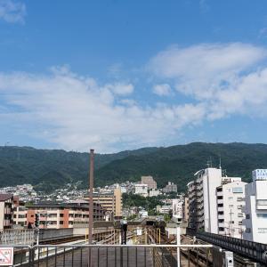 低山耐暑トレーニング(生駒山)