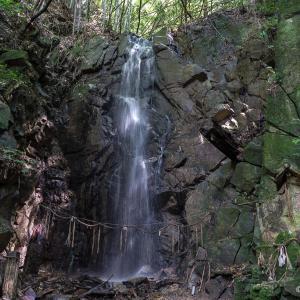 霊気漂う清瀧の地(清瀧瀑布)