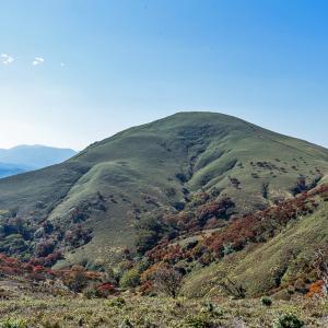 たおやかな山の牧歌(竜ヶ岳)