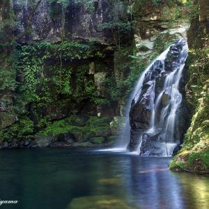 忍者の里で滝参り(三重県)