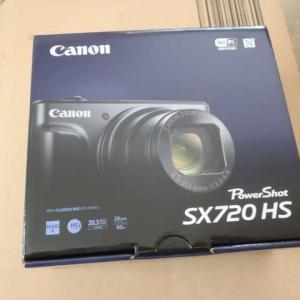 キャノンPowerShot SX720 HS