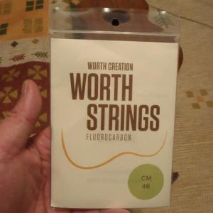 ウクレレの弦