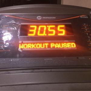 ゆるりと運動しています。