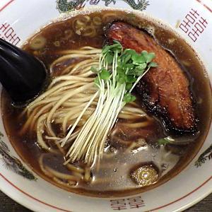 綿麺 丸鶏醤油