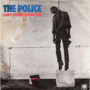 The Police - Can't Stand Losing You 歌詞和訳