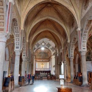 サンタ・マリア・デッレ・グラッツィエ教会…ミラノ