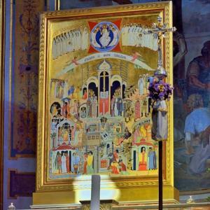 サン・バルトロメオ・アル・イゾラ教会…ローマ