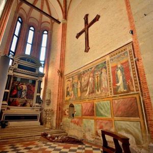 サン・ニコロ教会…トレヴィーゾ